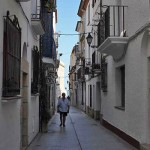 Street view of calle Barceona